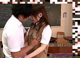 japanese schoolgirl fucked in uniform